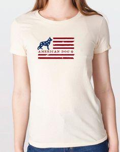 Righteous Hound - Women's Flag German Shepherd T-Shirt, (http://www.righteoushound.com/womens-flag-german-shepherd-t-shirt/)