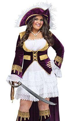 FunWorld Plus-Size Caribbean Queen Diamond Costume, Purple/Cream,  Plus Size Costume Fun World Costumes http://www.amazon.com/dp/B007RX4I8I/ref=cm_sw_r_pi_dp_-E.jub0MZJ52B