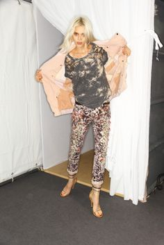 #muse Abbey Lee in marant