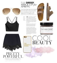 """""""Summer #3"""" by viva73319 on Polyvore featuring мода, Chloé, TravelSmith, Ray-Ban, BaubleBar и Fig+Yarrow"""
