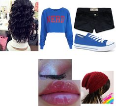 """""""Another Day"""" by gisellesuarez16 ❤ liked on Polyvore"""