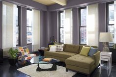 Tips Memilih Warna Cat Yang Tepat Untuk Ruang Tamu | http://www.wom.my/keluarga/warna-cat-ruang-tamu/