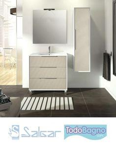 Muebles de baño Salgar Colours   http://www.todobagno.com/comprar-muebles-de-bano-online-salgar-colours