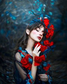 Beautiful Fine Art Portrait Photography by Ronny Garcia - Beauty Photography Fantasy Photography, Photography Women, Beauty Photography, Creative Photography, Digital Photography, Fine Art Photography, Portrait Photography, Photography Tutorials, Flash Photography