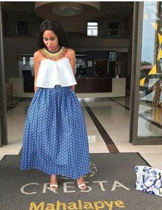Petite Fashion Tips Shweshwe Dresses South Africa Styles.Petite Fashion Tips Shweshwe Dresses South Africa Styles South African Dresses, African Dresses For Women, African Attire, African Wear, African Fashion Dresses, African Style, Elegant Summer Dresses, Summer Dresses For Women, Stylish Dresses
