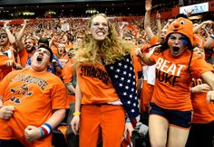 Syracuse Basketball vs. Duke: Fan Fever - Photo Gallery - syracuse.com