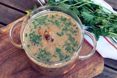 gotować! - Zupa podwójnie grzybowa Moscow Mule Mugs, Tableware, Dinnerware, Tablewares, Dishes, Place Settings