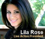 Lila Rose.
