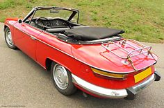 1965 Panhard CT 24 Convertible