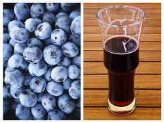 Dintre toate fructele de pădure și alte fructe cu pigment închis, afinele sunt cele mai bogate surse de antioxidanți (antociani). Conțin cantități generoase de vitamina C, Vitamina K, mangan și cupru. Antioxidanții sunt esențiali pentru sănătatea, deoarece aceștia combat radicalii liberi care lezează structurile celulare ale corpului, inclusiv ADN-ul. Natural Remedies, Blueberry, Drinks, Healthy, Plants, Medical, Food, Vitamin K, Canning