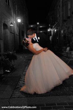 Dance the night away :) #weddingphotography #lehighvalley #berkscounty #centralpa #poconos #celebrationspa #romantic #brideandgroom www.celebrationsdjphoto.com