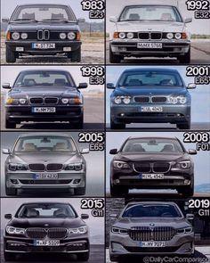 Evolution, Bmw Convertible, Bmw E38, Honda City, Bmw 7 Series, Bmw Classic, Bmw Cars, Amazing Cars, Concept Cars