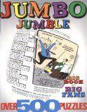 Games Puzzle - Jumbo Jumble A Big Book for Big Fans (Jumbles)