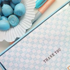 heather spriggs, via Flickr  thank you notes by mara-mi #marami @Target