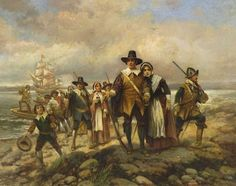 Conscience of a Conservative: The First Thanksgiving and the story about why the Pilgrims came to America.