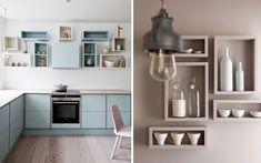 Decofilia Blog   Ideas para decorar paredes de cocinas- Decofilia