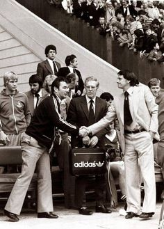 British Football, Retro Football, World Football, Football Players, Brian Clough, Bobby Robson, Ipswich Town, Blood Brothers, Nottingham Forest
