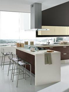 Italian Kitchens ( AREA) modern kitchen