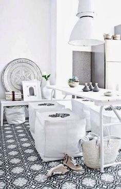 Modern Moroccan Kitchen Decor | The Chic Street Journal