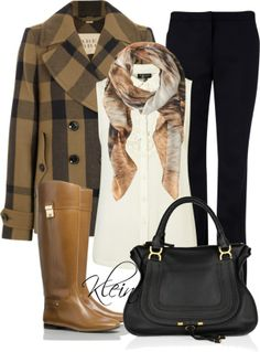 Black and brown outfits   Black and Brown Fall Outfit   Fashion