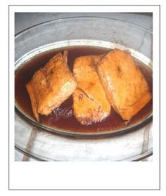 spicy honey bake Caribbean salmon recipe