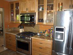 North County Kitchens Alder Kitchen Reface