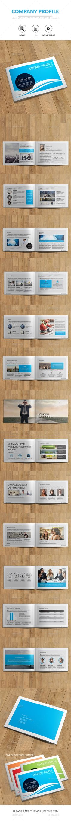 Easy to edit everything.Auto page numbering. Corporate Brochure, Business Brochure, Corporate Design, Brochure Design, Company Profile Template, Company Profile Design, Weekly Menu Template, Newsletter Templates, Menu Templates