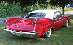 218: 1960 Chrysler Imperial Crown Convertible - 2...Beep beep..Re-pin brought to you by agents of #Carinsurance at #Houseofinsurance in #Eugene/Springfield OR