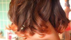 DIY Tutorial: Rag Curls