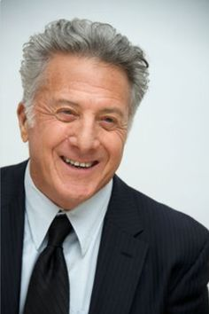 """Dustin Hoffman: """"There's a rebirth that goes on with us continuously as human beings. I don't understand, personally, how you can be bored."""""""