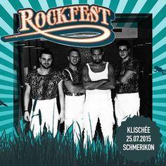 Klischée at Rockfest Schmerikon