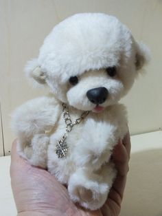 Snowflake from Rainbow Forest Nitka's Bears