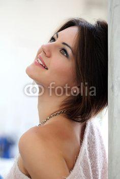 Ritratto di ragazza. Cluseup  Ph andreaxt Model Diana Mary