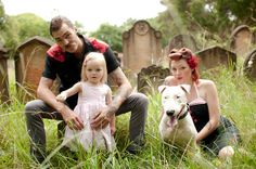 rockabilly family photo shoot | Recent Photos The Commons Getty Collection Galleries World Map App ...
