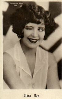 """Clara Bow ;)   They called her the """"IT"""" girl, because she had that certain something--it!"""