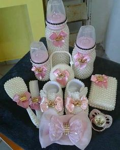 Ideas For Baby Girl Clothes Tutu Kids Fashionideas baby shoes diy bling for r baby shower Baby Shower Themes, Baby Shower Gifts, Baby Gifts, My Baby Girl, Baby Love, Baby Girl Fashion, Kids Fashion, Fashion Clothes, Fashion Fashion