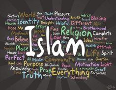 I love my religion! Islam