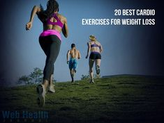 20 Best Cardio Exercises For Weight Loss