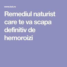 Remediul naturist care te va scapa definitiv de hemoroizi Alter, Good To Know, Health Care, Health Fitness, Self, Mom, Varicose Veins, Banana, Plant