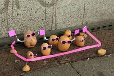 potatoes flash mob