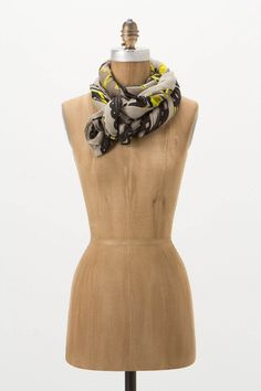 Jagged Sun Scarf - Anthropologie.com