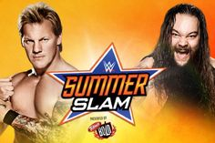 Jericho Vs Wyatt in Summerslam 2014
