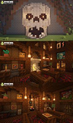 Video Minecraft, Art Minecraft, Minecraft Structures, Cute Minecraft Houses, Minecraft Medieval, Minecraft Plans, Minecraft House Designs, Amazing Minecraft, Minecraft Tutorial