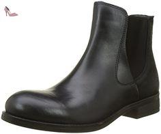 Fly London Alls076fly, Bottes Chelsea Femme, Noir (Black), 37 EU - Chaussures fly london (*Partner-Link)