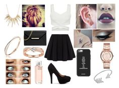 """""""Senza titolo #282"""" by eva-dancehall ❤ liked on Polyvore featuring MICHAEL Michael Kors, Alexis Bittar, Polo Ralph Lauren, Urban Decay, Marc by Marc Jacobs, Blu Bijoux and Calvin Klein"""