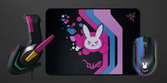 Razer and Blizzard Made D.Va Gaming Peripherals - Geek News Central Razer is the worlds leading lifestyle brand for gamers. Blizzard is the creator of the popular Overwatch video game. The two companies have partnered in order to create gaming peripherals based on D.Va a character from Overwatch.  The Razer Abyssus Eliteis a mouse that comes with true 7200 DPI and tracking at 220 inches per second (IPS) as well as an acceleration of 30 G. Users can switch between left and right handed button…