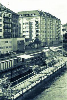 by Elena Rybak on Basel, Multi Story Building