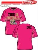 pink out cancer football t shirts | The Garza Post - Sports - Story