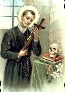 Saint Gerard-Patron Saint of Mothers, Expecting Mothers, and those Trying to Conceive - because even those with little faith will at some point offer up prayers to Saint Gerard to bring them a baby