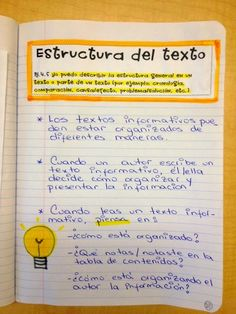 One of the lessons included in my interactive notebook packet – ALL IN SPANISH My journal (the one I use to model for my students) A student's journal A HUGE list of character traits in Spanish (part of my interactive notebook project)